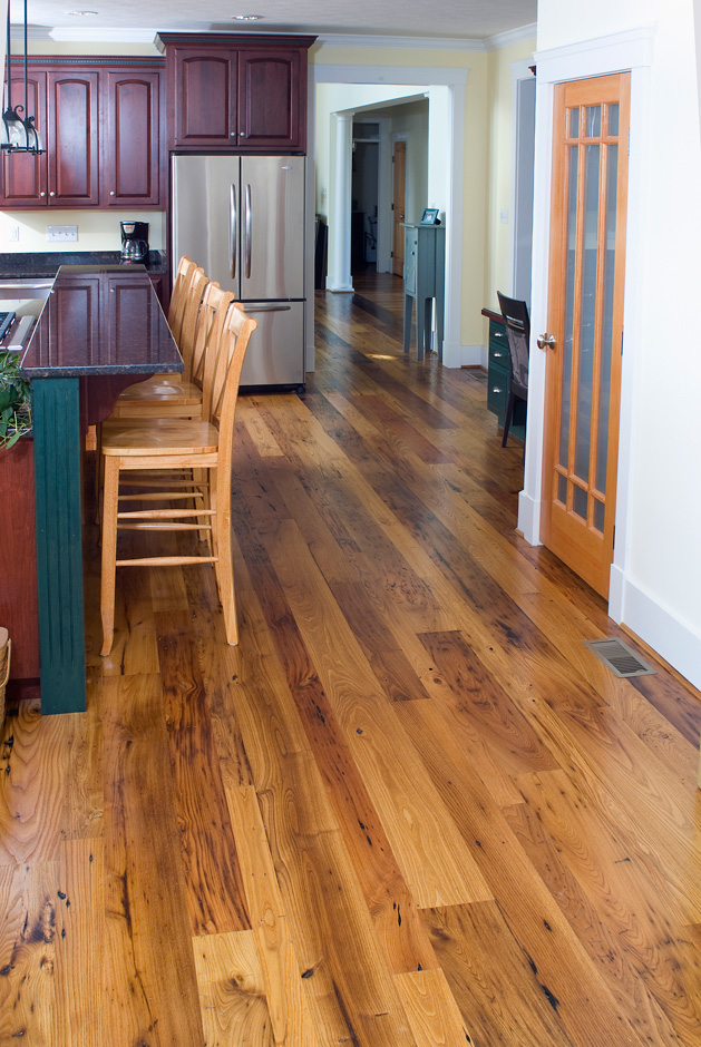 Antique Amp Reclaimed Wormy Chestnut Hardwood Flooring