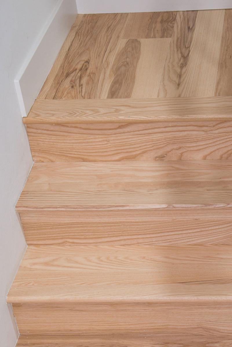 Wide plank flooring hardwood flooring colorado ward for Ash flooring