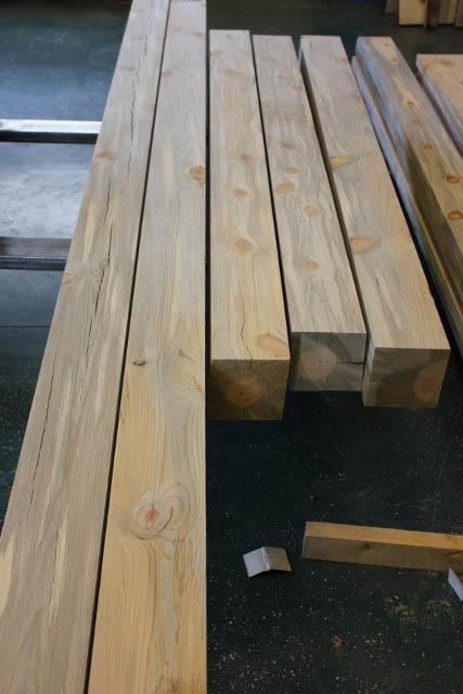Beams, Timbers and Mantels | Hardwood Floor Refinishing