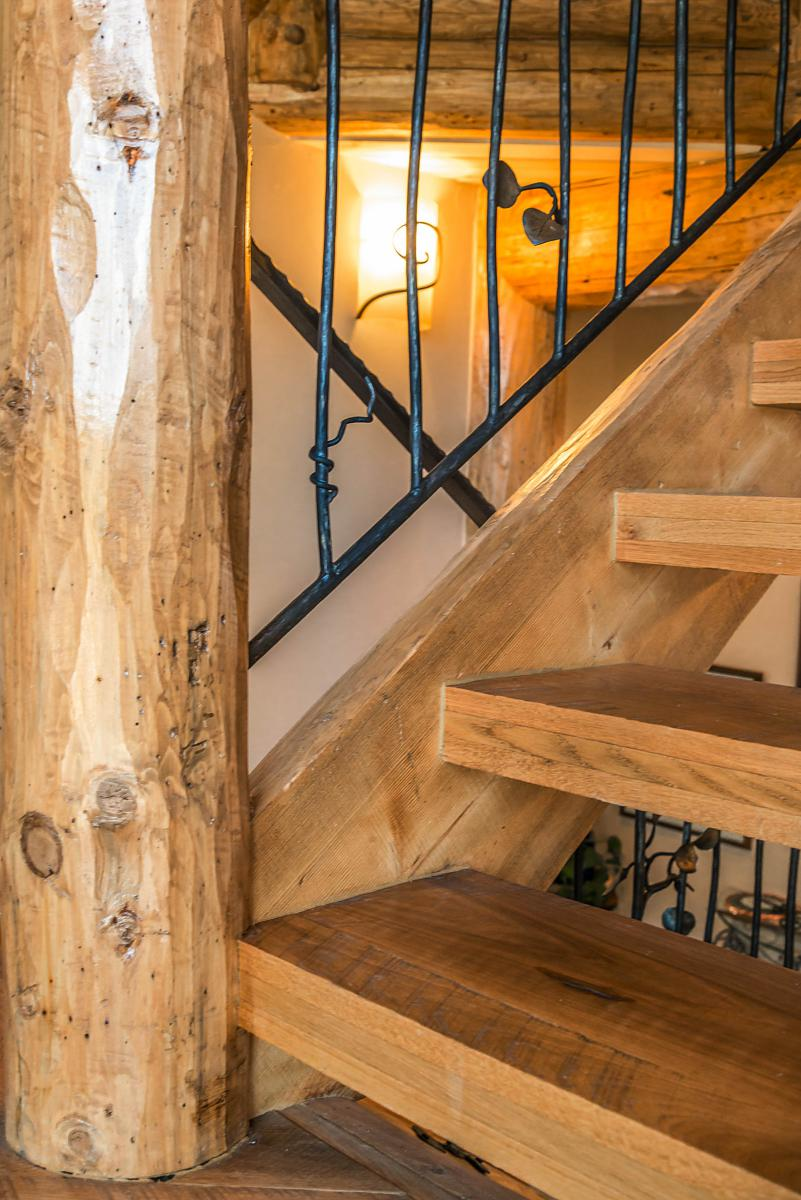 Gallery Hardwood Stairs Reclaimed Wood Colorado Ward