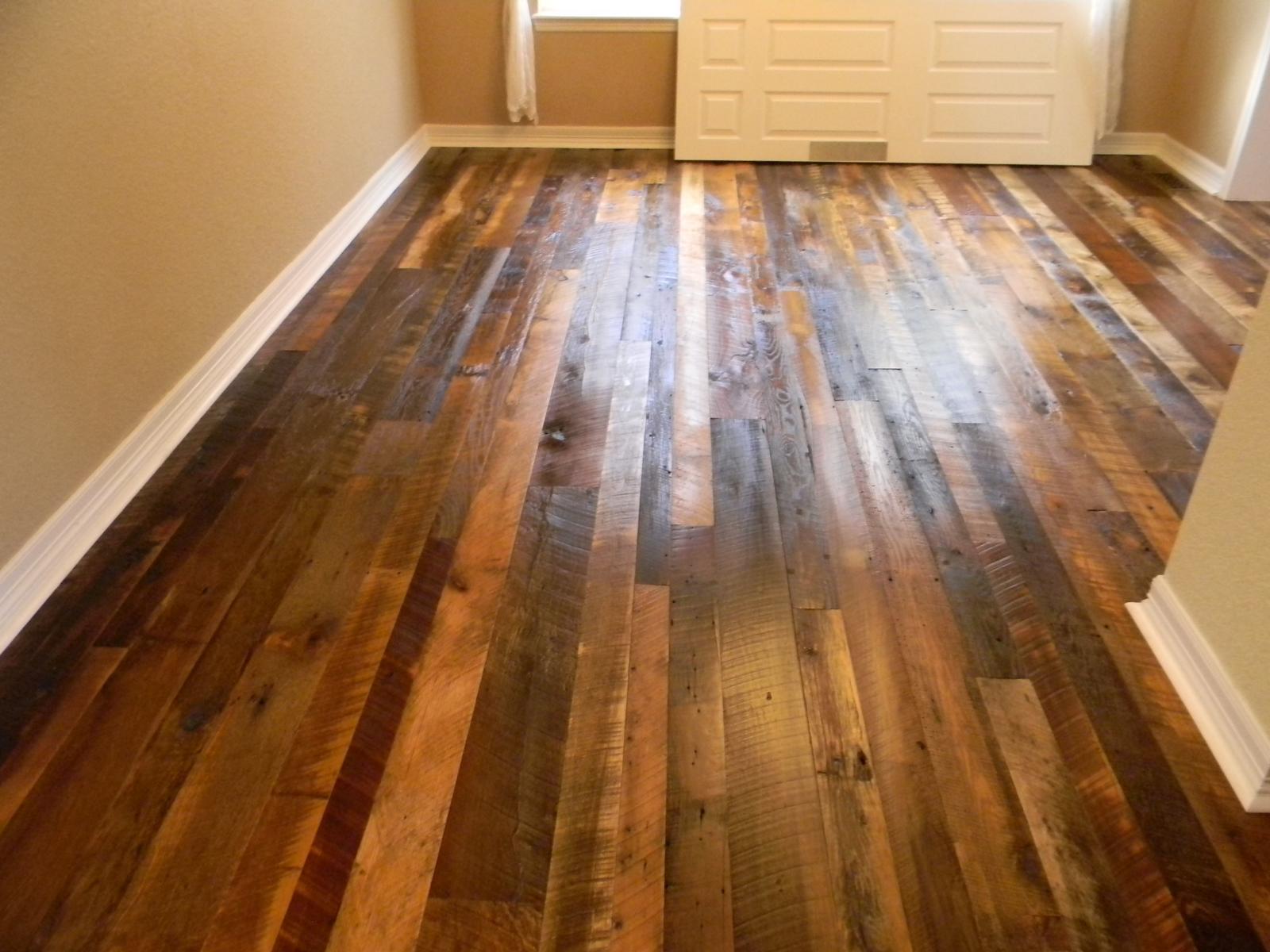 Gallery Reclaimed Calico Mix Flooring Hardwood Floor