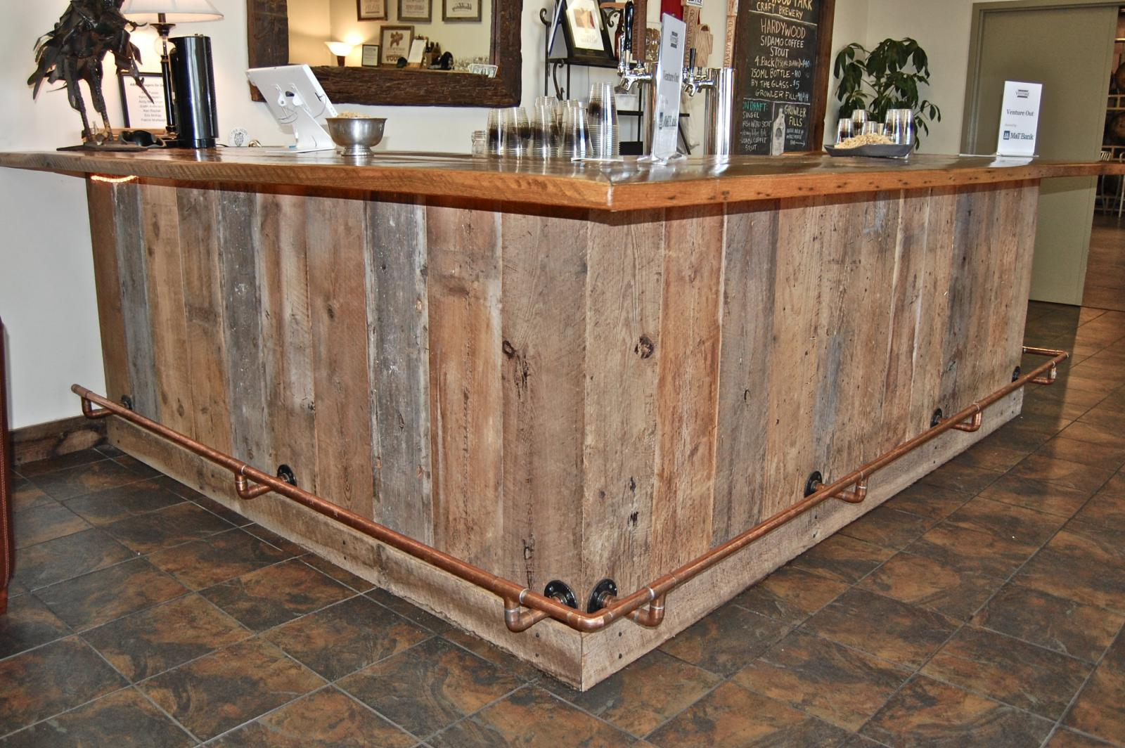 Reclaimed barn siding snow fence from reclaimed wood for Recycled wood siding