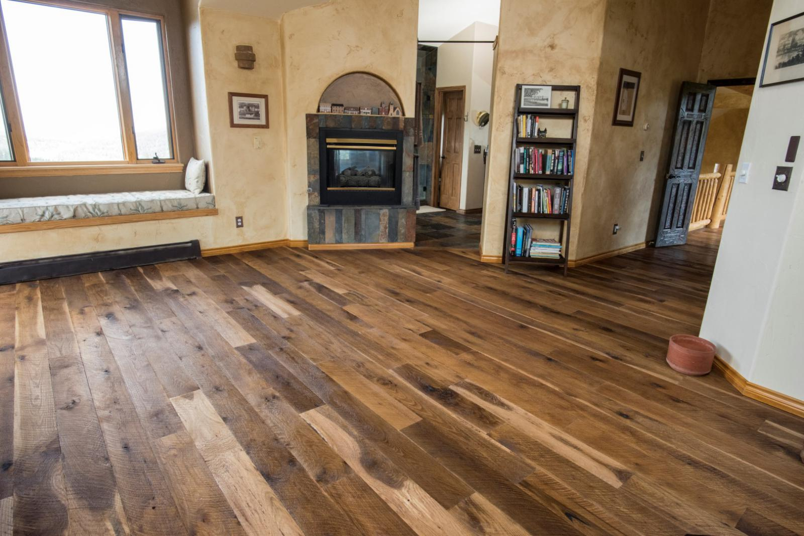Wide Plank Flooring Hardwood Flooring Colorado Ward