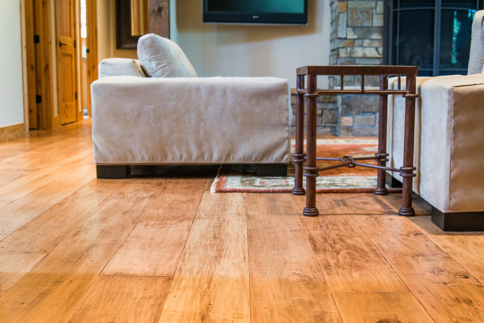 Gallery Maple Hardwood Floor Flooring Colorado Ward