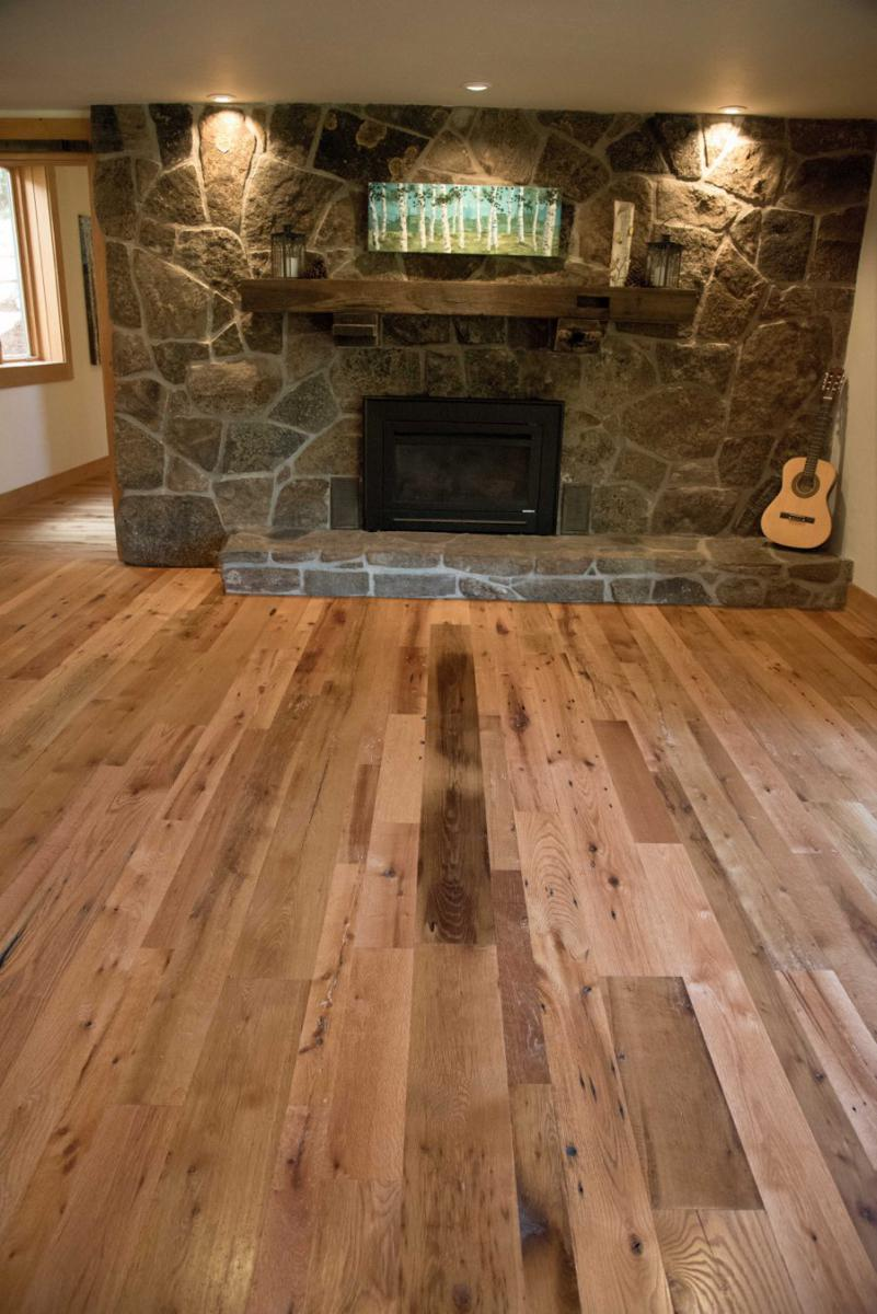 Gallery Reclaimed Resawn Oak Hardwood Flooring Ward