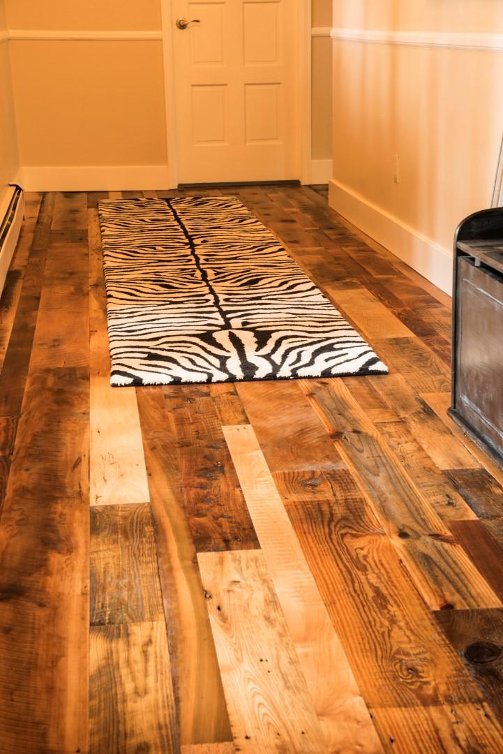 Old World Antique Amp Reclaimed Blend Hardwood Flooring