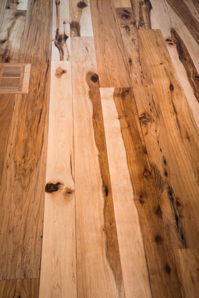 Gallery Reclaimed Hickory Hardwood Flooring Hardwood