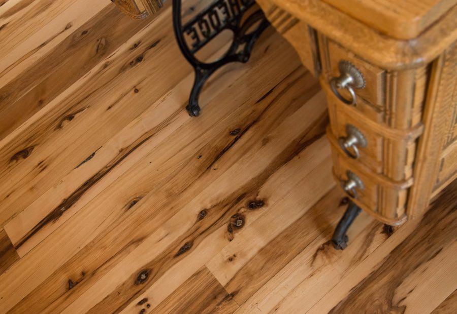 Antique Amp Reclaimed Hickory Hardwood Flooring Ward