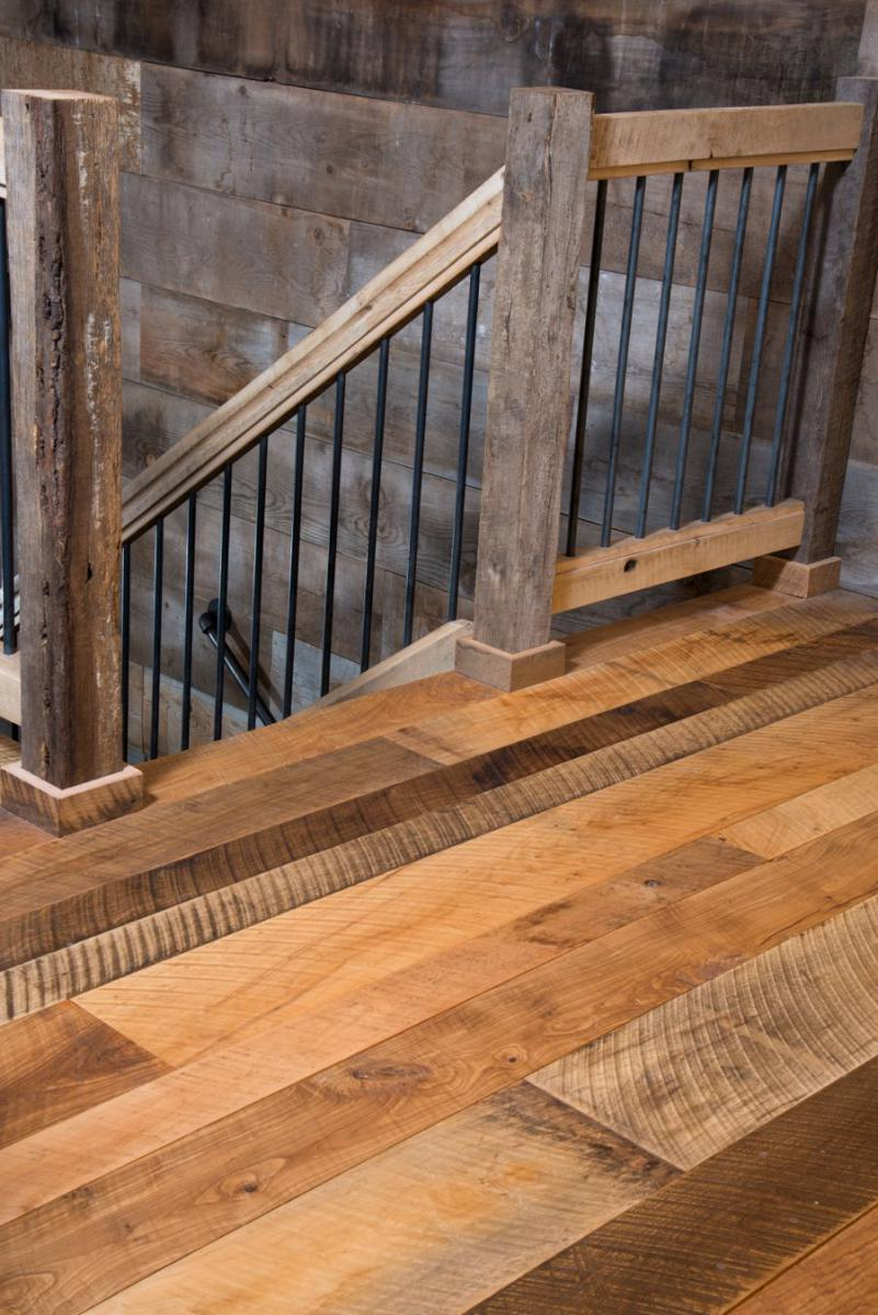 Gallery Hand Railings Hardwood Flooring Accessories