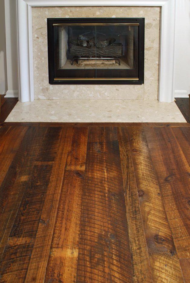 Gallery reclaimed heart pine hardwood flooring hardwood for Tobacco pine flooring