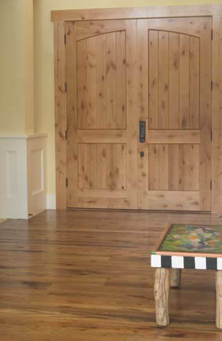 Custom Barn Doors Amp More Hardwood Refinishing Colorado