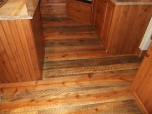 Beetle Kill Blue Pine Hardwood Flooring Ward Hardwood