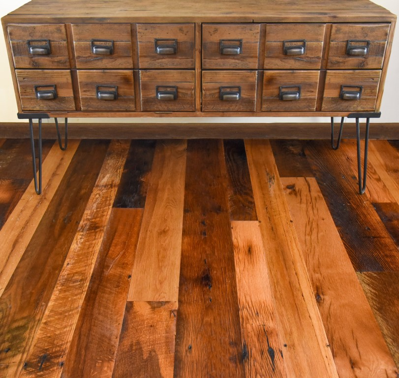 Hardwood Flooring in Denver