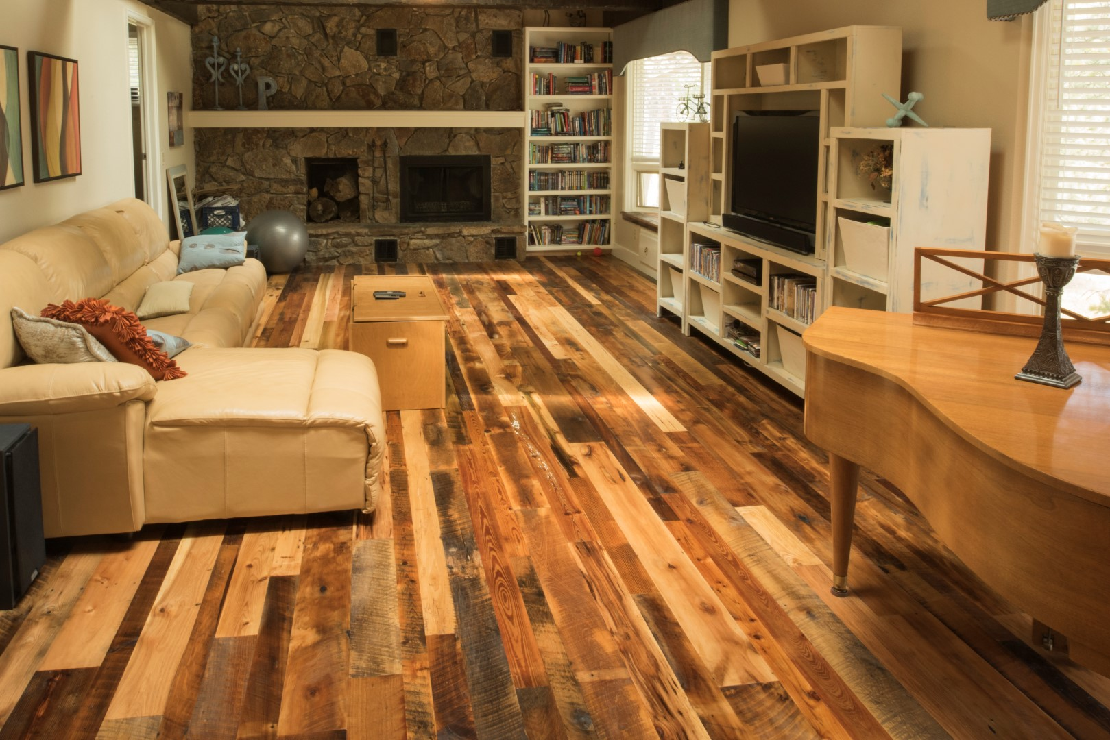 Home Renovation Ideas And Incorporating Hardwood Flooring In
