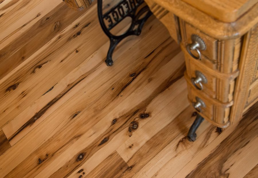 The janka hardness scale and your search for new flooring for Hardwood floor showroom