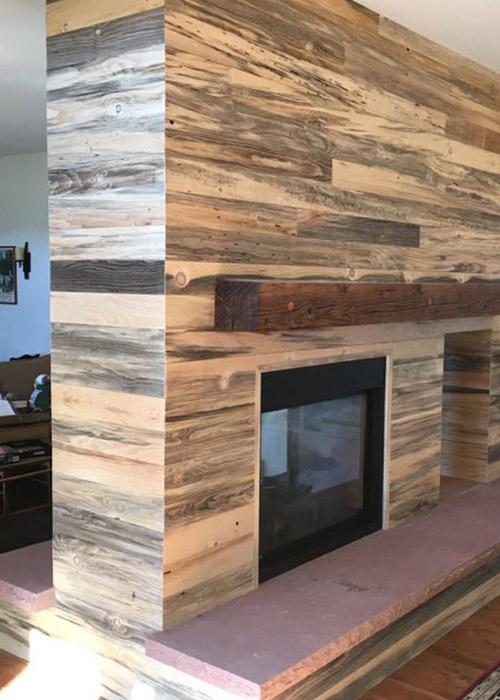 Beetle Kill Blue Pine Hardwood Flooring Ward Hardwood Flooring