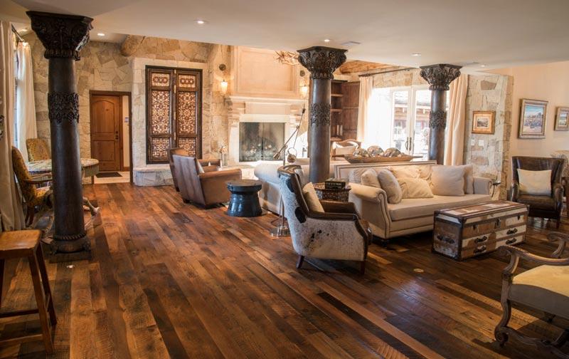 The Benefits Of Choosing Reclaimed Hardwood Flooring In Colorado