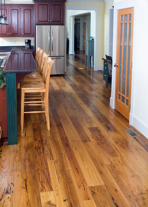Antique Reclaimed Wormy Chestnut