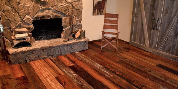 Hardwood Floor Showroom Can Transform