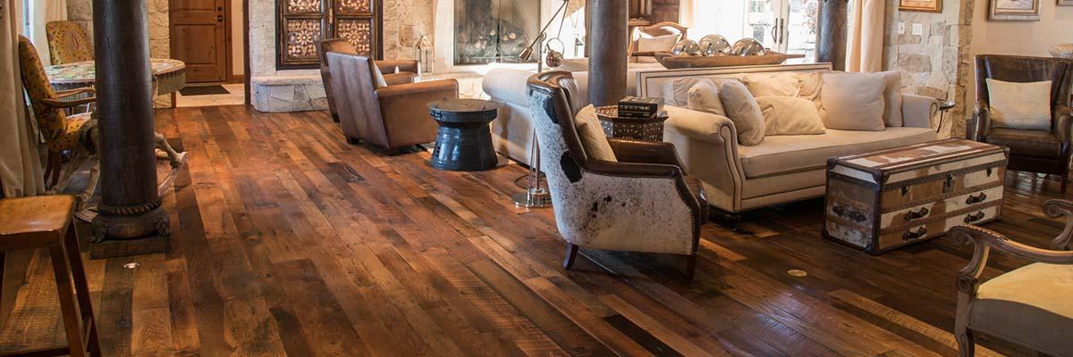Antique Reclaimed Oak Hardwood Flooring Evergreen Co Ward